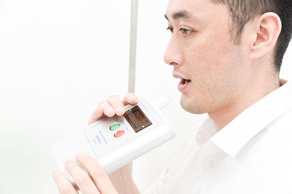 口臭測定器