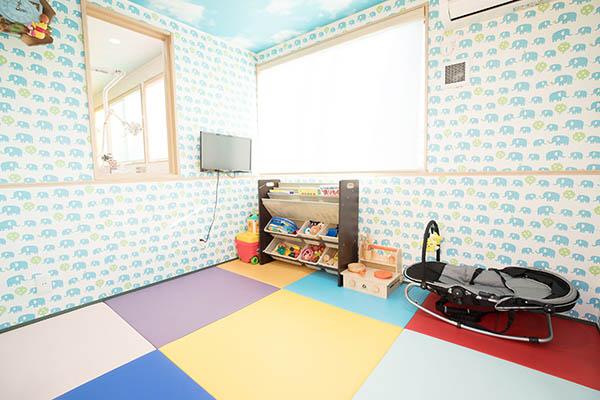 キッズスペース・託児室